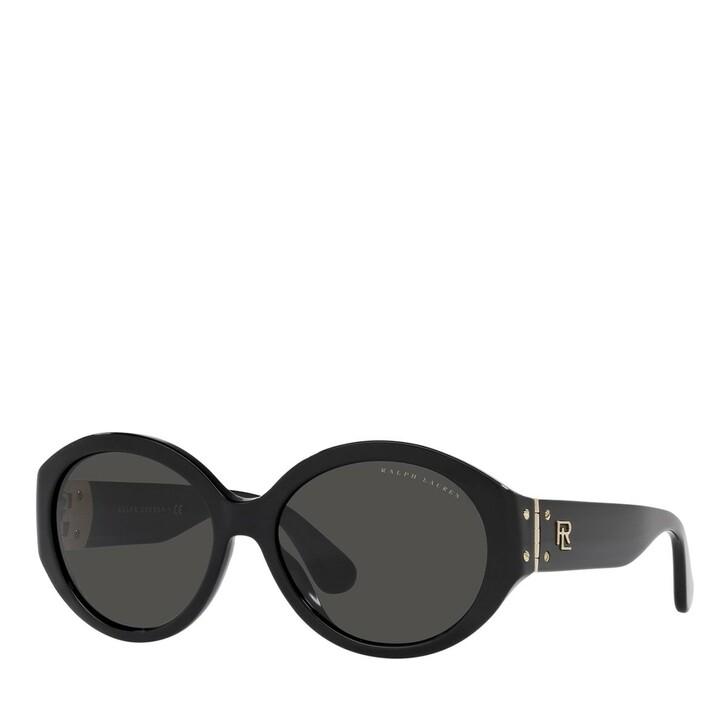 sunglasses, Ralph Lauren, 0RL8191 Shiny Black