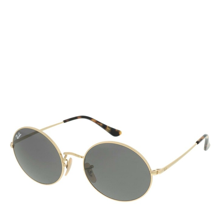 sunglasses, Ray-Ban, Unisex Sunglasses Icons Shape Family 0RB1970 Gold