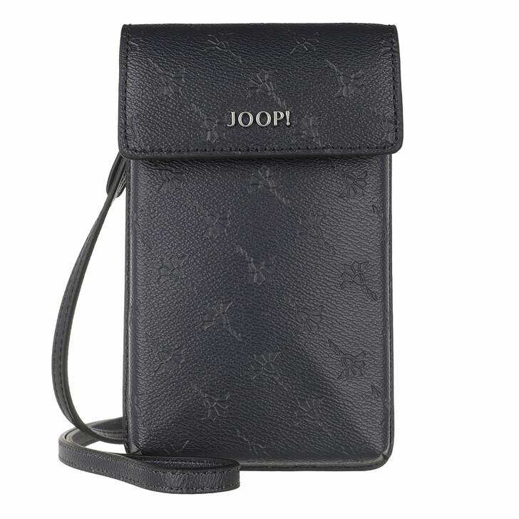Smartphone/Tablet case (Case), JOOP!, Cortina Stampa Pippa Phonecase  nightblue