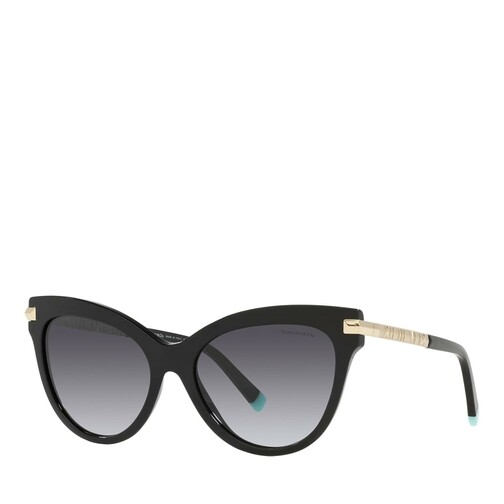 tiffany & co. -  Sonnenbrille - 0TF4182 - in schwarz - für Damen