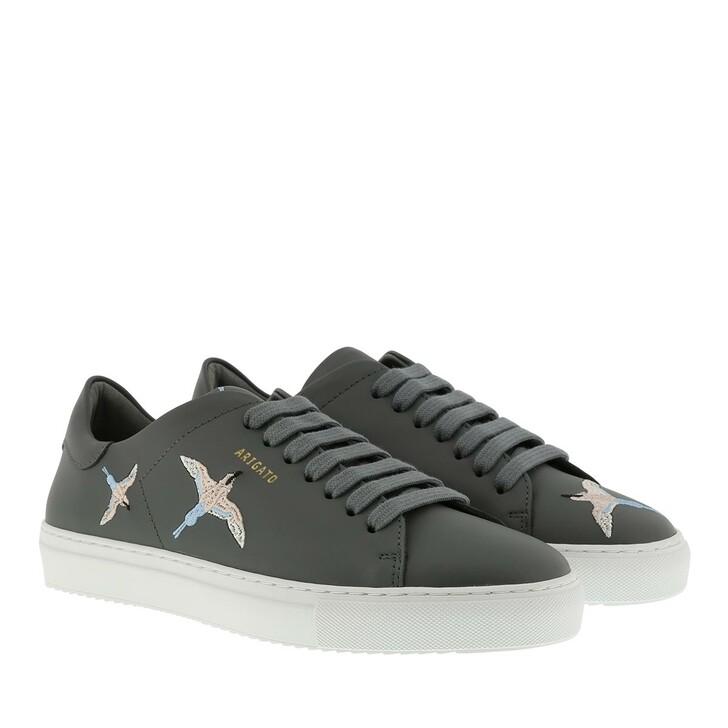Schuh, Axel Arigato, Clean 90 Bird Sneakers Dark Grey