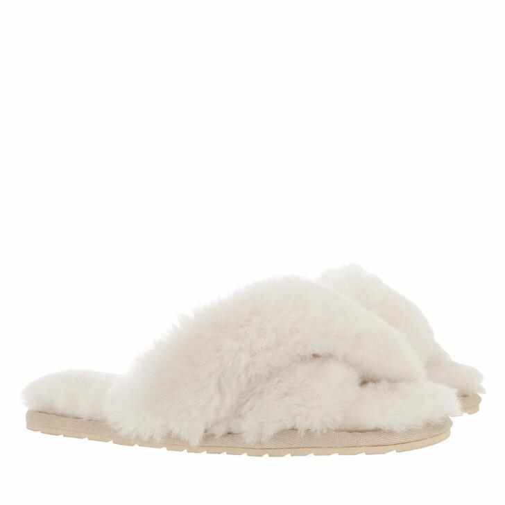 shoes, EMU Australia, Mayberry Slipper Sheepskin Natural