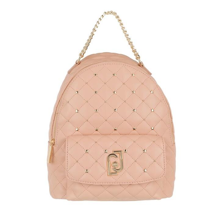 Reisetasche, LIU JO, Medium Backpack Cameo rose