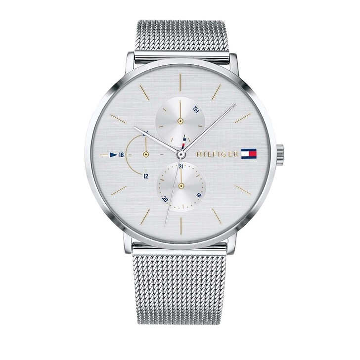 Uhr, Tommy Hilfiger, Multifunctional Watch Jenna Casual 1781942 Silver