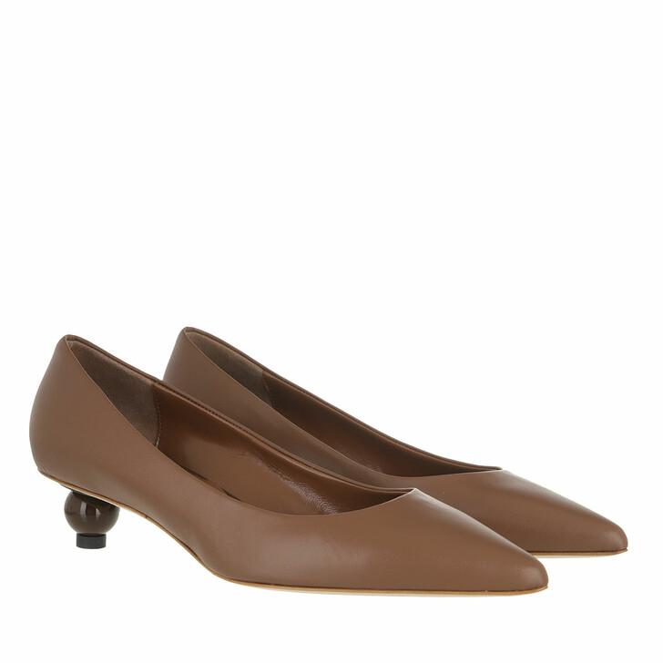 shoes, WEEKEND Max Mara, Tarso Tabaco