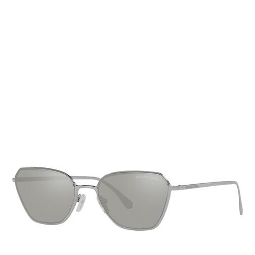 michael kors -  Sonnenbrille - 0MK1081 - in silber - für Damen