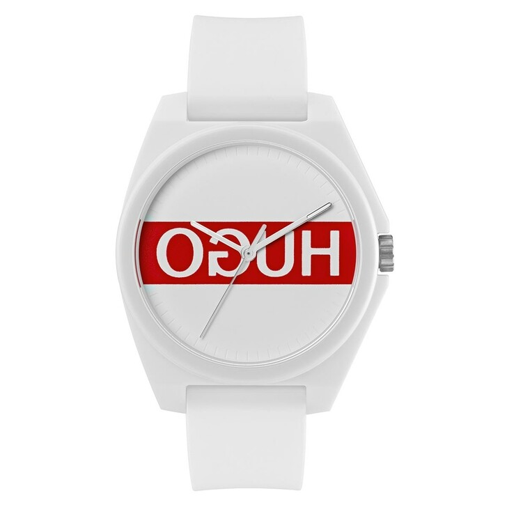 Uhr, Hugo, Women Quartz Watch Play White