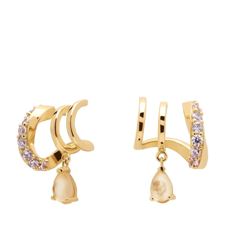 Ohrring, PDPAOLA, Lumiere Earring Yellow Gold