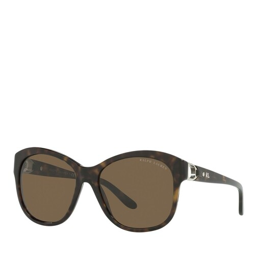 ralph lauren -  Sonnenbrille - 0RL8190Q - in braun - für Damen