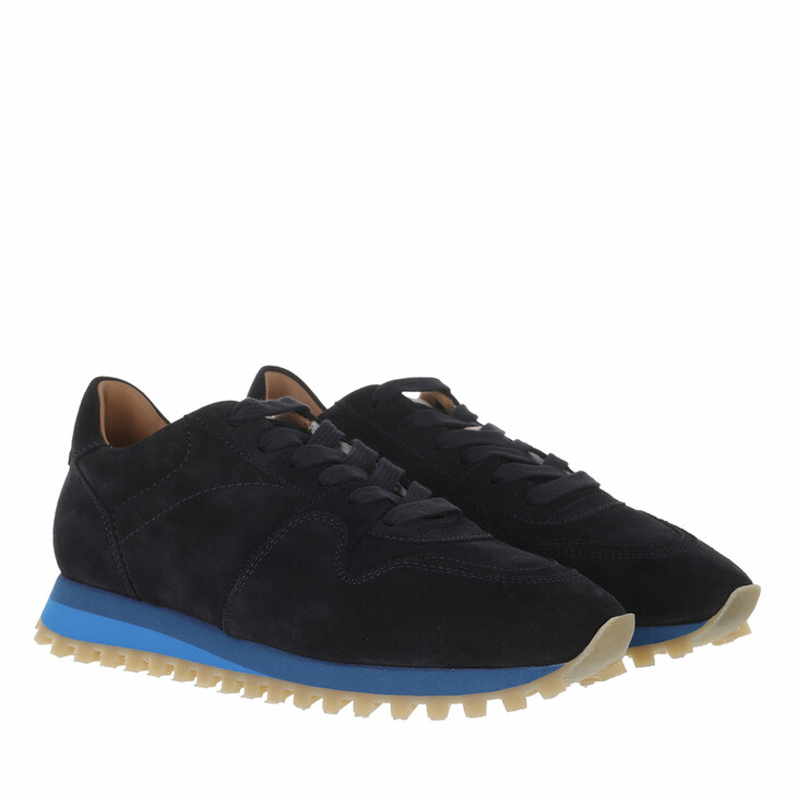shoes, Closed, Pepper Sneaker Suede Night Blue