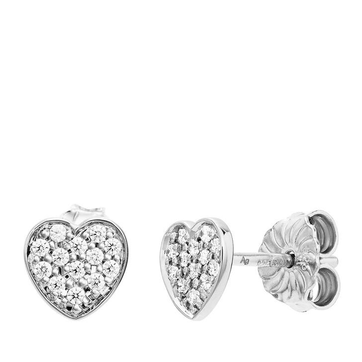 Ohrring, BELORO, Earring Sparkling Silver