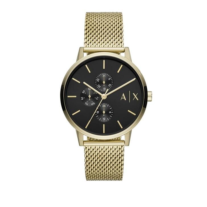 Uhr, Armani Exchange, Watch Cayde AX2715 Gold