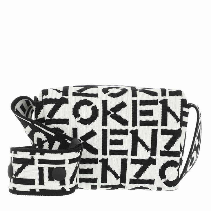 bags, Kenzo, Crossbody bag Off White