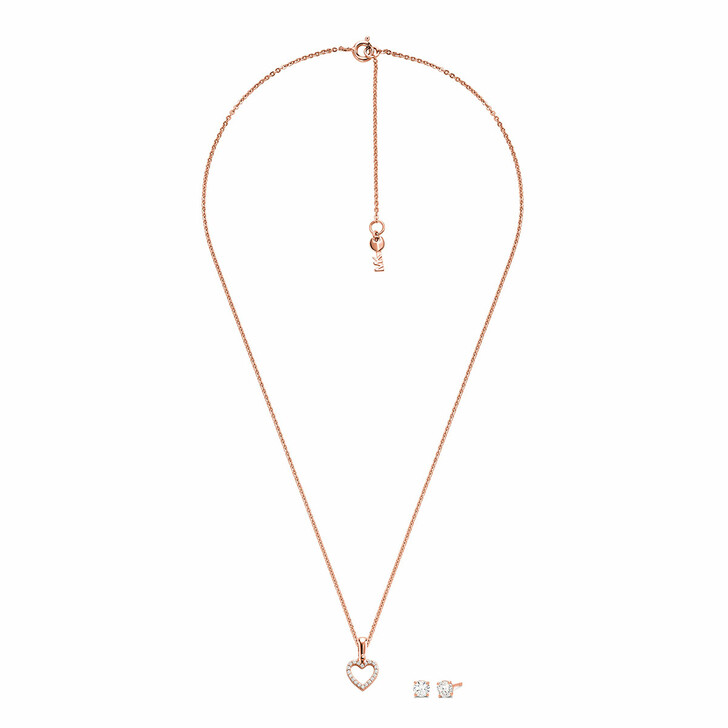 necklaces, Michael Kors, MKC1130AN791 Premium Set Roségold