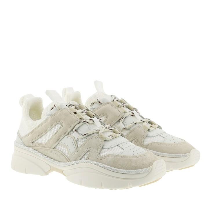 Schuh, Isabel Marant, Kindsay Sneakers Chalk