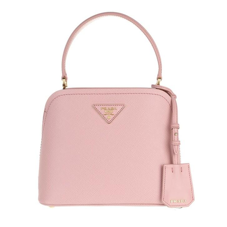bags, Prada, Matineé Shoulder Bag Leather Pesco