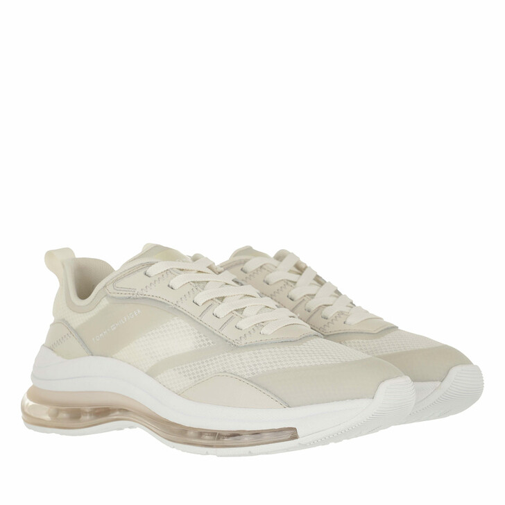 Schuh, Tommy Hilfiger, City Air Runner Sneakers White