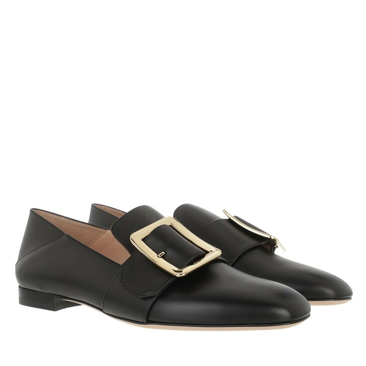 Schuh, Bally, Janelle Loafers Black