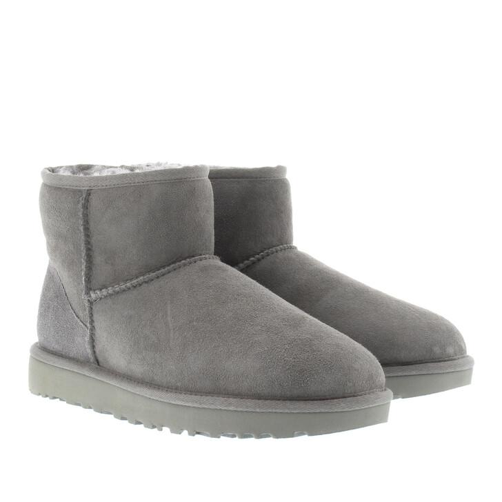 Schuh, UGG, Classic Mini Ii Classic Boot Grey