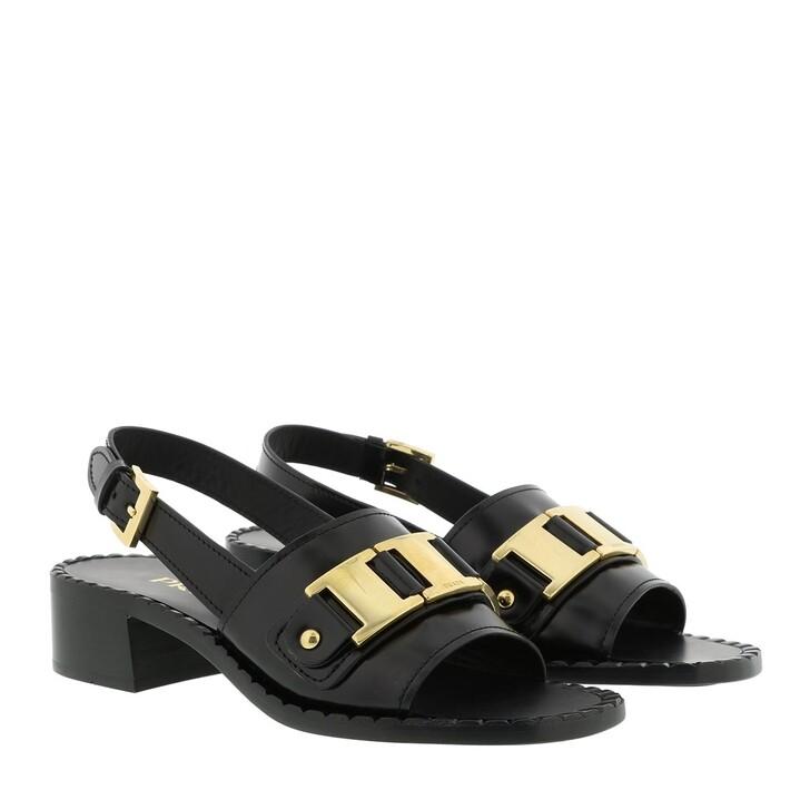 Schuh, Prada, Sandals Nero