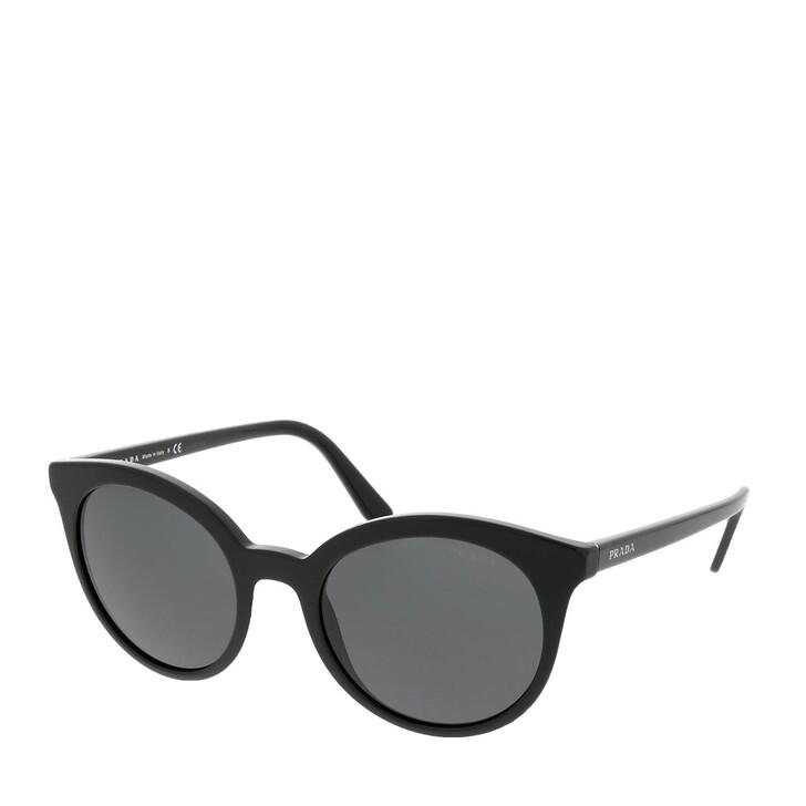 sunglasses, Prada, 0PR 02XS Black