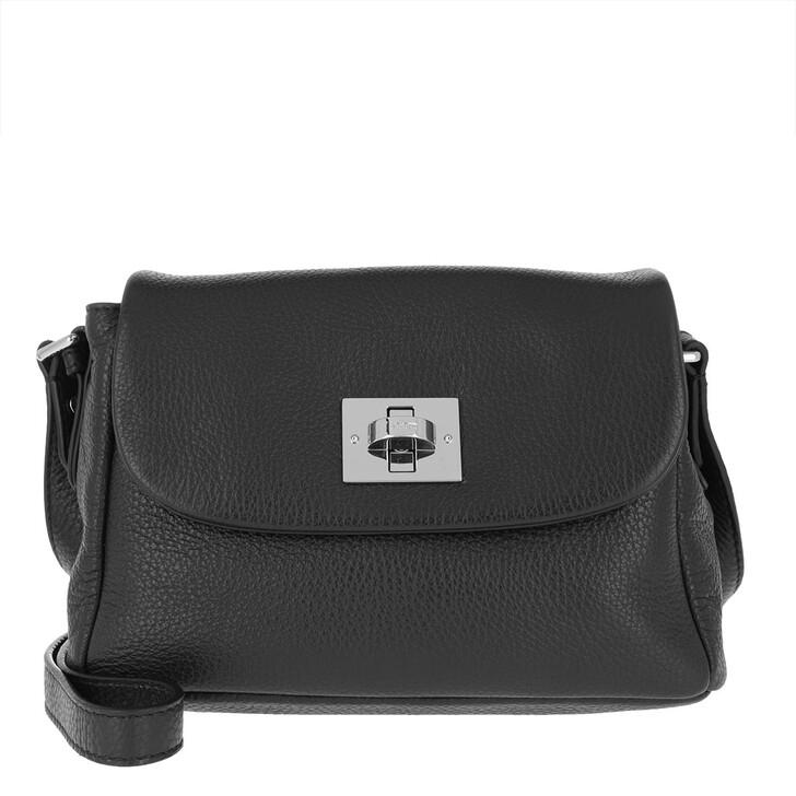 Handtasche, JOOP!, Chiara Mila Shoulderbag Black