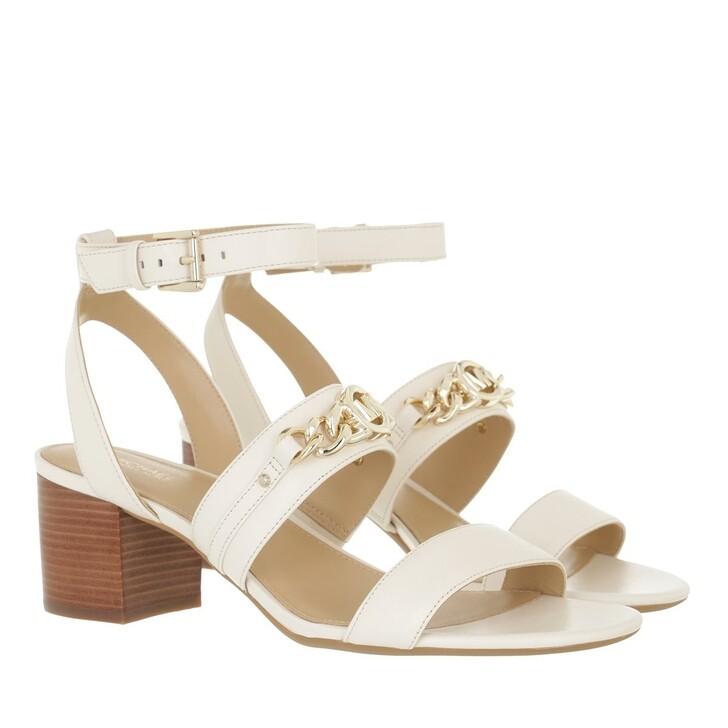 shoes, MICHAEL Michael Kors, Roxane Flex Mid Lt Cream