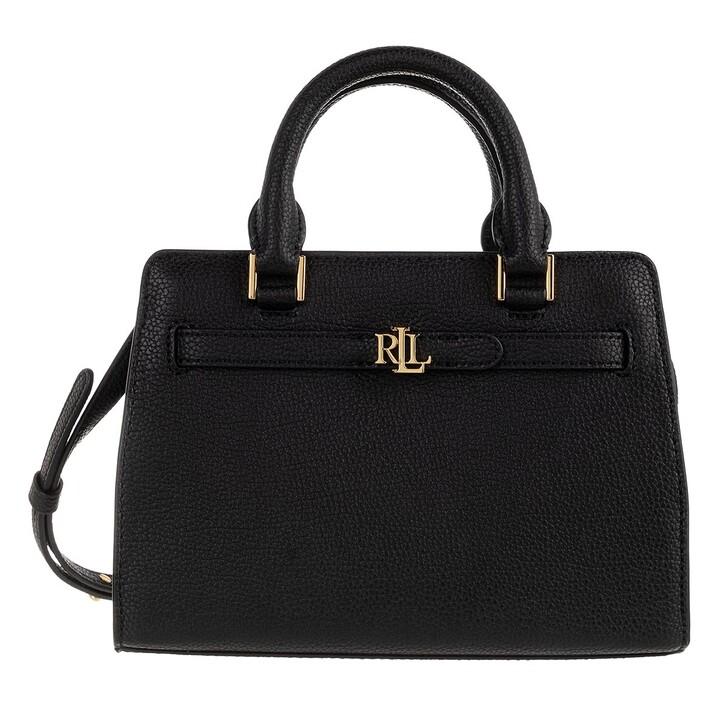 Handtasche, Lauren Ralph Lauren, Fenwick 23 Crossbody Medium Black