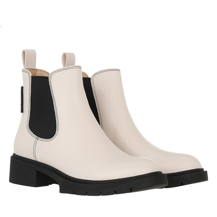 shoes, Coach, Lyden Leather Bootie