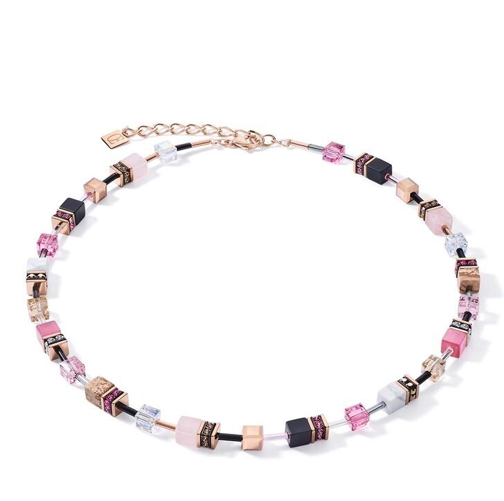necklaces, COEUR DE LION, Necklace Rosa-Beige