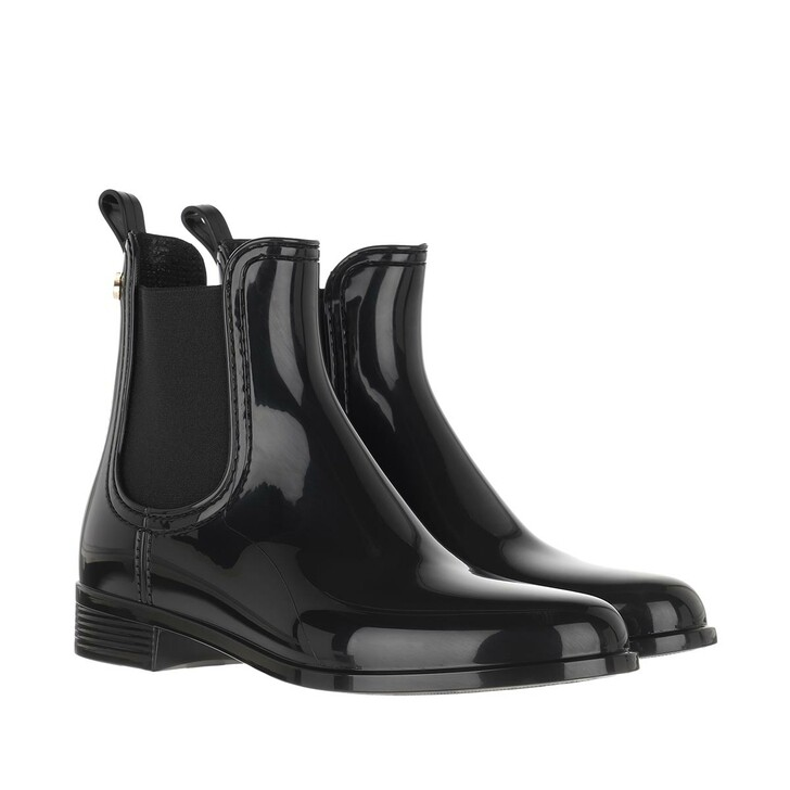 Schuh, Lemon Jelly, Comfy Chelsea Boot Black
