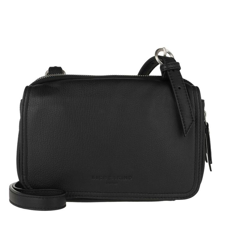 Handtasche, Liebeskind Berlin, Mareike Crossbody Small Black