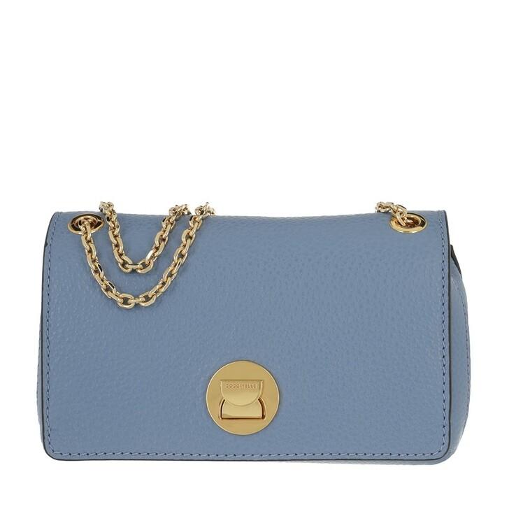 Handtasche, Coccinelle, Liya Crossbody Bag Pacific Blue