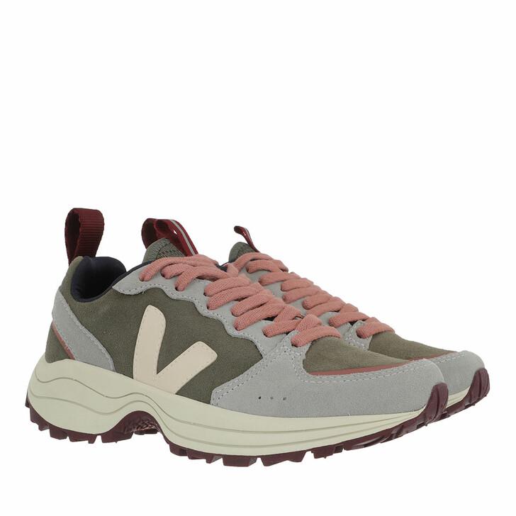 Schuh, Veja, Venturi Suede Kaki Sable Oxford Grey