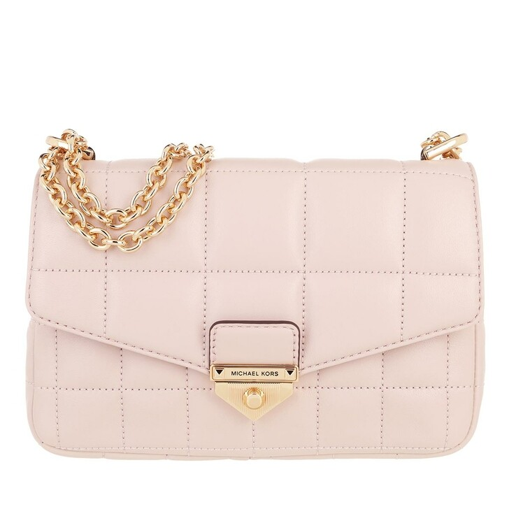 Handtasche, MICHAEL Michael Kors, Soho Small Chain Shoulder Bag Soft Pink