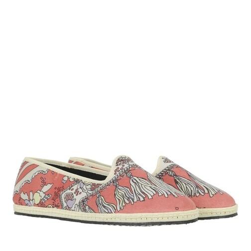 emilio pucci -  Espadrilles - Rugiada Ballerina Shoes - in pink - für Damen