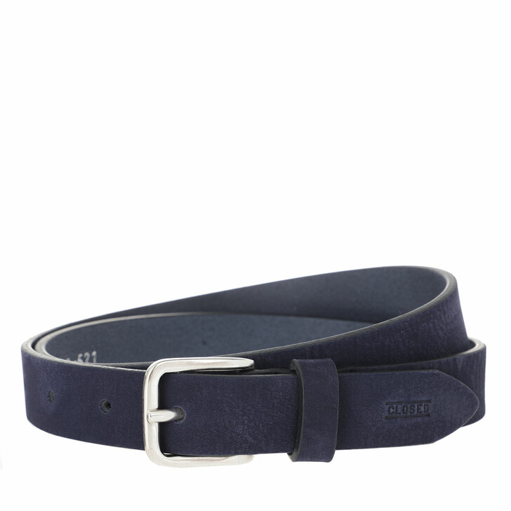 Gürtel, Closed, Belt Archive Blue