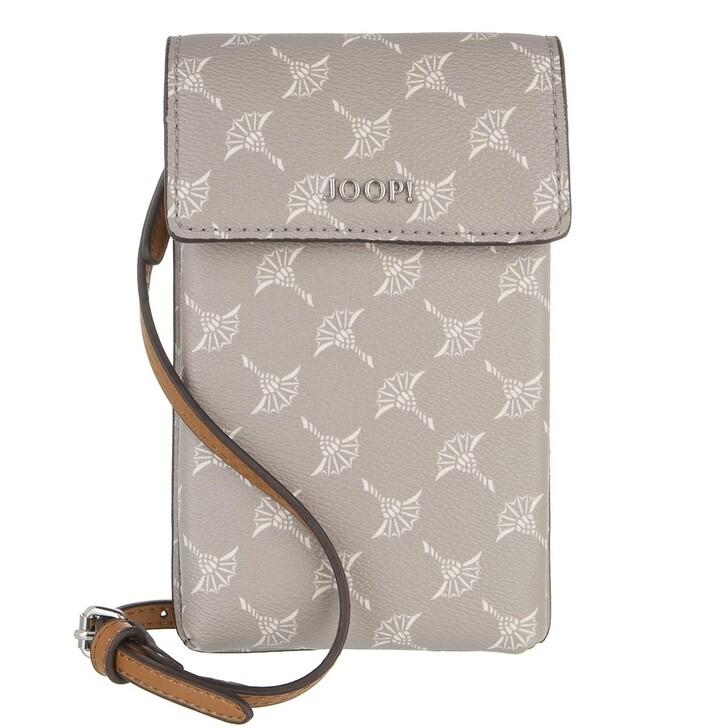 smart_cases, JOOP!, Cortina Pippa Phonecase Lvf Opal Gray