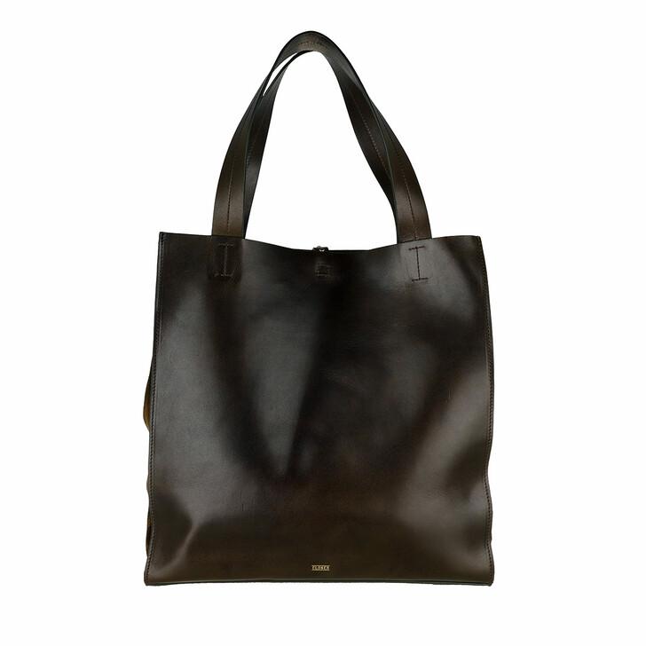 Handtasche, Closed, Shopper Suede Sea Tangle