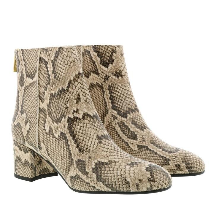 Schuh, ATP Atelier, Mei Beige Printed Snake