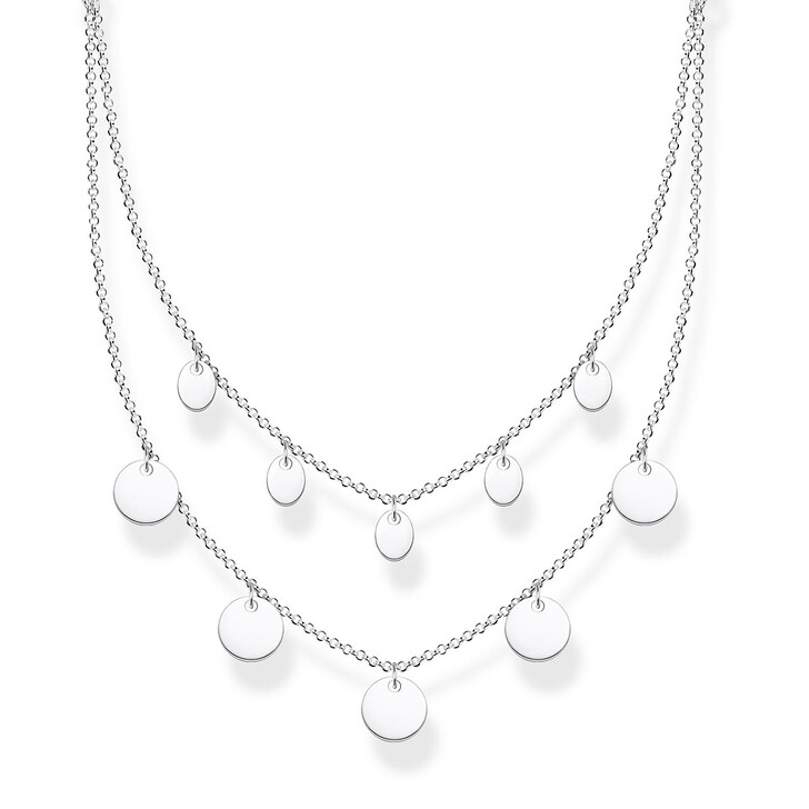 Kette, Thomas Sabo, Necklace Silver