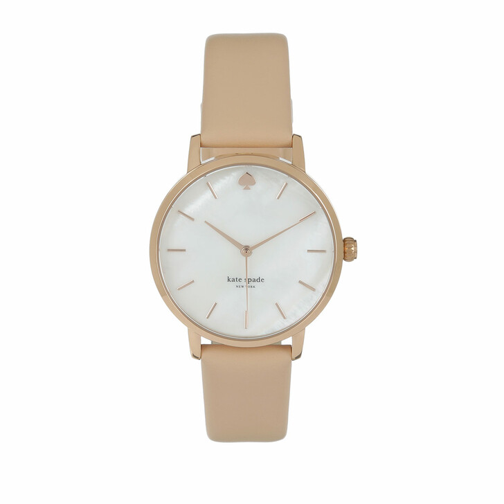Uhr, Kate Spade New York, KSW1403 Metro Classic Watch Gold