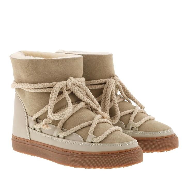 Schuh, INUIKII, Sneaker Classic Beige