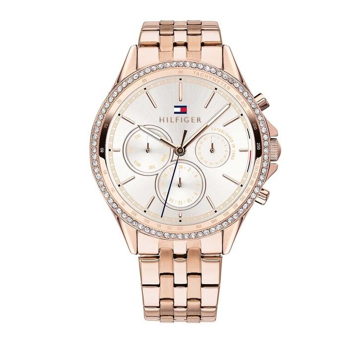 Uhr, Tommy Hilfiger, Women Multifunctional Watch 1781978 Rosegold