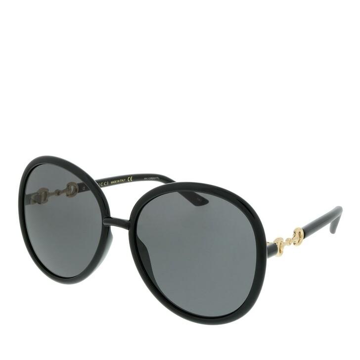 Sonnenbrille, Gucci, GG0889S-001 61 Sunglass WOMAN INJECTION BLACK