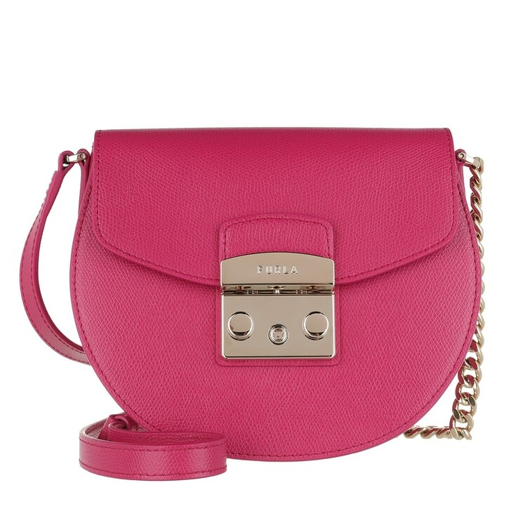 Handtasche, Furla, Metropolis Mini Crossbody Round Bubble