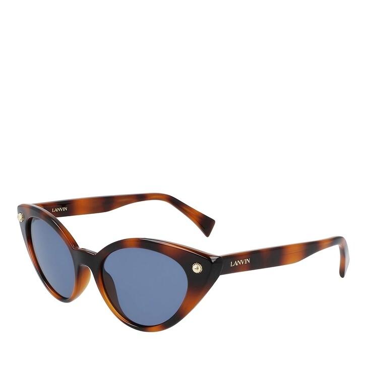 sunglasses, Lanvin, LNV603S HAVANA
