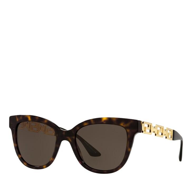 sunglasses, Versace, 0VE4394 HAVANA