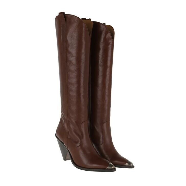 Schuh, Toral, Boots Cuero