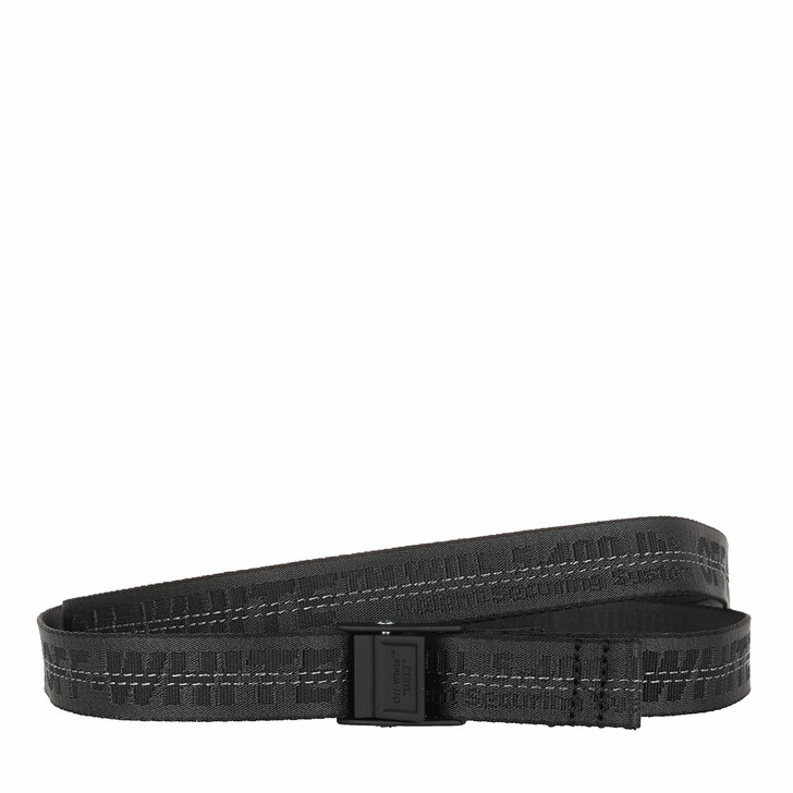 Gürtel, Off-White, Mini Industrial Belt  Black White